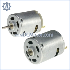 RS-360 diameter 27.7mm,28mm carbon brush mini dc motor
