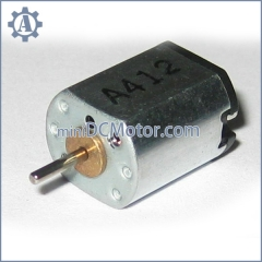 FF-N10, FF-N10VA diameter 12mm mini brush dc motor