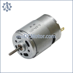 RS-380 diameter 27.7mm,28mm carbon brush mini dc motor